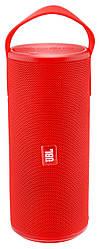 Портативная bluetooth колонка влагостойкая JBL JС-208 Red