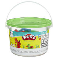 Набор для творчества Hasbro Play-Doh Мини ведерко Зоопарк (23414_23413)