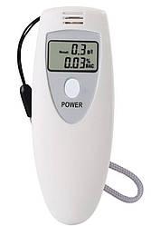 Электронный алкотестер Alcohol Tester White (0919)