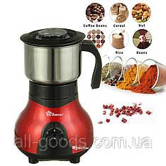 Роторная электрическая кофемолка Domotec MS-1108 250W (5611)