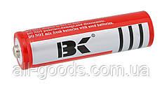 Аккумулятор Li-ion BK 3.7V 18650 Red