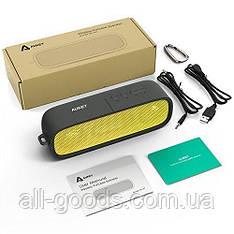 Портативная bluetooth MP3 колонка Aukey SK-M7 Черная