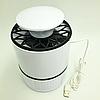 Ловушка для комаров уничтожитель насекомых Mosquito Killer Lamp, цвета черный, белый, фото 3