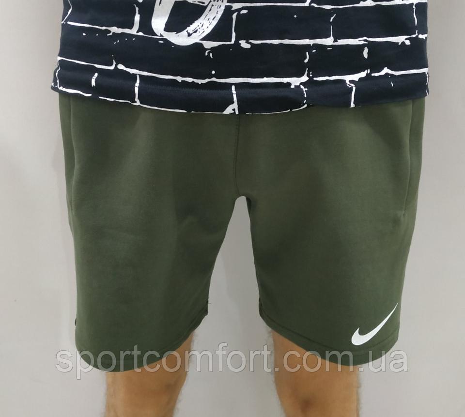 Шорты Nike хаки