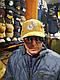 Бейсболка Rotcho морских сил коричневая CAP / GLOBE & ANCHOR - COYOTE, фото 6