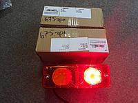 Задний фонарь диодный W072ud WAS