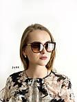 Стильные коричневые очки Dior, фото 3
