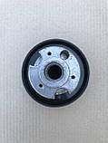 Руль на Ваз 2109 в комплекте с адаптером (переходником под руль) Спорт руль с кнопкой сигнала., фото 6