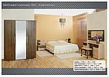 Шкаф 3Д Манхеттен Ш-1720 (БМФ) 1800х610х2030мм , фото 2