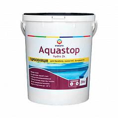 Гидроизоляция двухкомпонентная цементно-полимерная ESKARO Aquastop Hydro 2K, 20кг