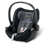 Автокресло Cybex Cloud Q, Graphite Black dark grey (517000037)