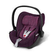 Автокресло Cybex Cloud Q Plus Mystic Pink-purple