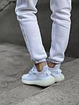 Женские кроссовки Adidas Yeezy Boost 350 V2 (белый) - 461GL, фото 7