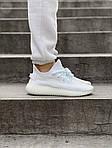 Женские кроссовки Adidas Yeezy Boost 350 V2 (белый) - 461GL, фото 5