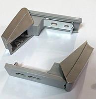 Крепления верхней ручки двери для холодильника Liebherr 9590178 (не оригинал), фото 1