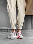 Женские кроссовки Nike Vista Lite (бело-розовые) 459GL, фото 2