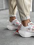 Женские кроссовки Nike Vista Lite (бело-розовые) 459GL, фото 7