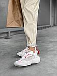 Женские кроссовки Nike Vista Lite (бело-розовые) 459GL, фото 4