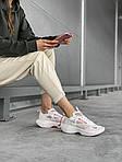 Жіночі кросівки Nike Vista Lite (біло-рожеві) 459GL, фото 6