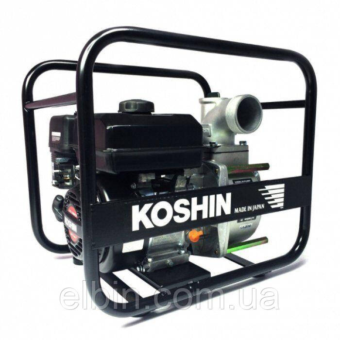 Мотопомпа KOSHIN SEV-80X-BAU-0