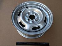 Диск колесный ВАЗ 2108, АвтоВАЗ (13Н2х5.0J 4x98 58.6 ET35) серебро/металик