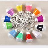 Портативная USB Led Лампа Для Походов Кемпинг для Дома, фото 10