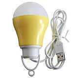 Портативная USB Led Лампа Для Походов Кемпинг для Дома, фото 8