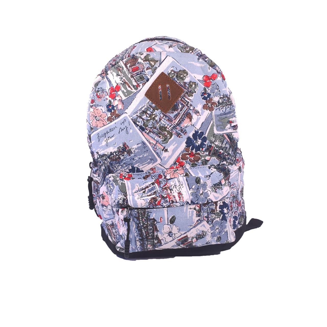 Лёгкий городской рюкзак