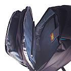 Многосекционный рюкзак для ноутбука Weibin, фото 4