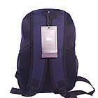 Маленький тёмно-синий спортивный рюкзак Nike, фото 3