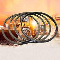 Поршневые кольца на мотоблок R-180 (4 кольца)