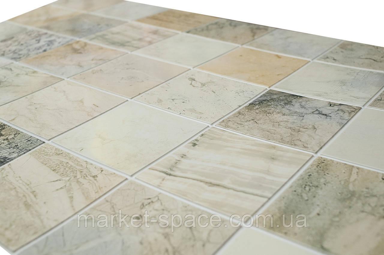 Декоративные облицовочные листовые панели из ПВХ «Кремасти»