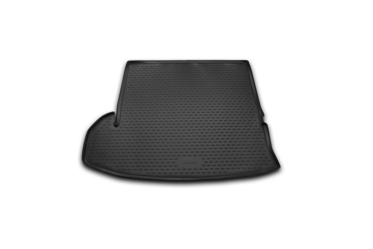 Коврик в багажник для Toyota Highlander 2014-> внед. длин. 1 шт.(полиуретан)  NLC.48.75.G13
