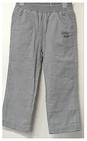 Штани хл Бембі ШР363, 98 сірий мікровільвет