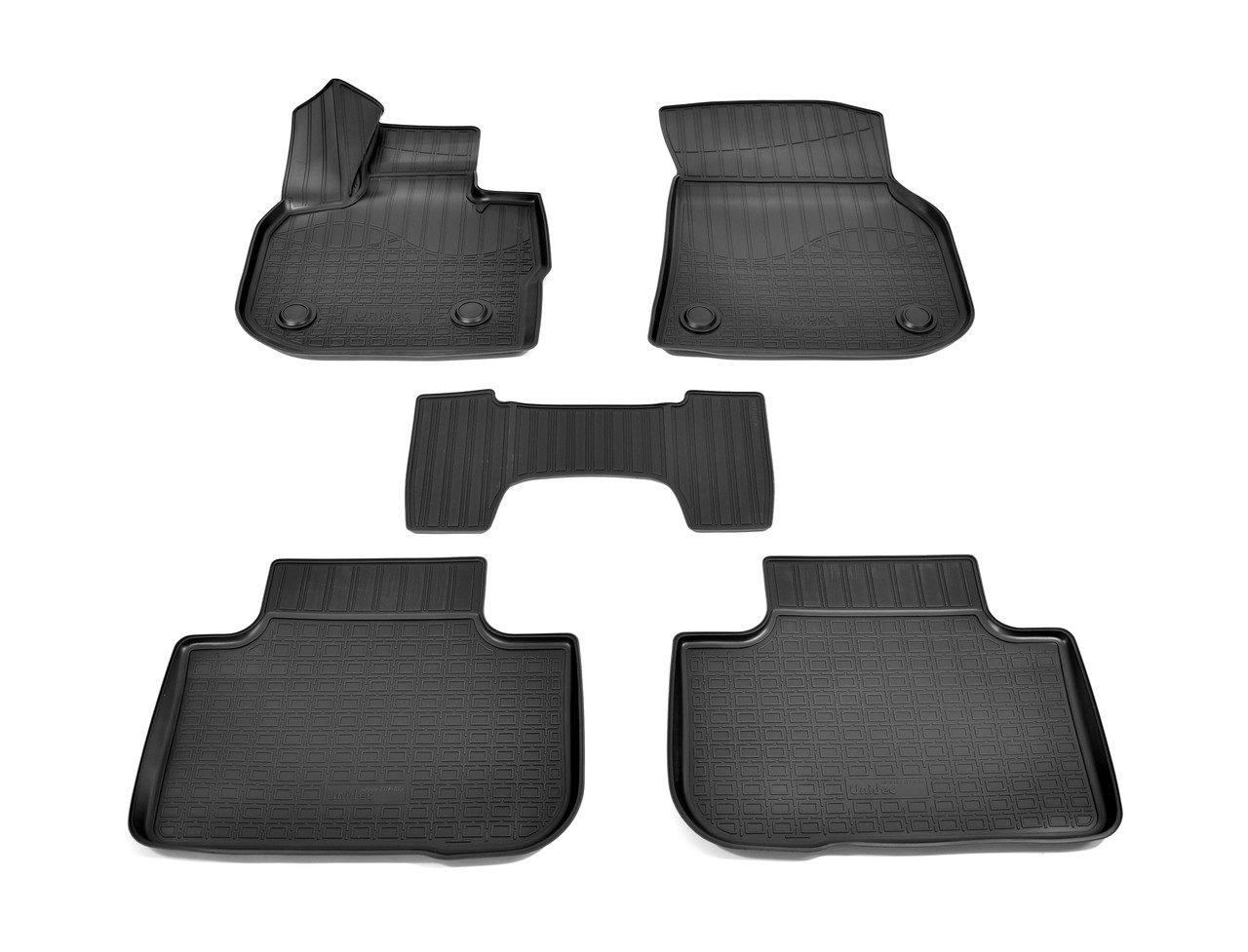 Коврики в салон для BMW X4 (G02) 3D (18-) п/у к-т NPA11-C07-610
