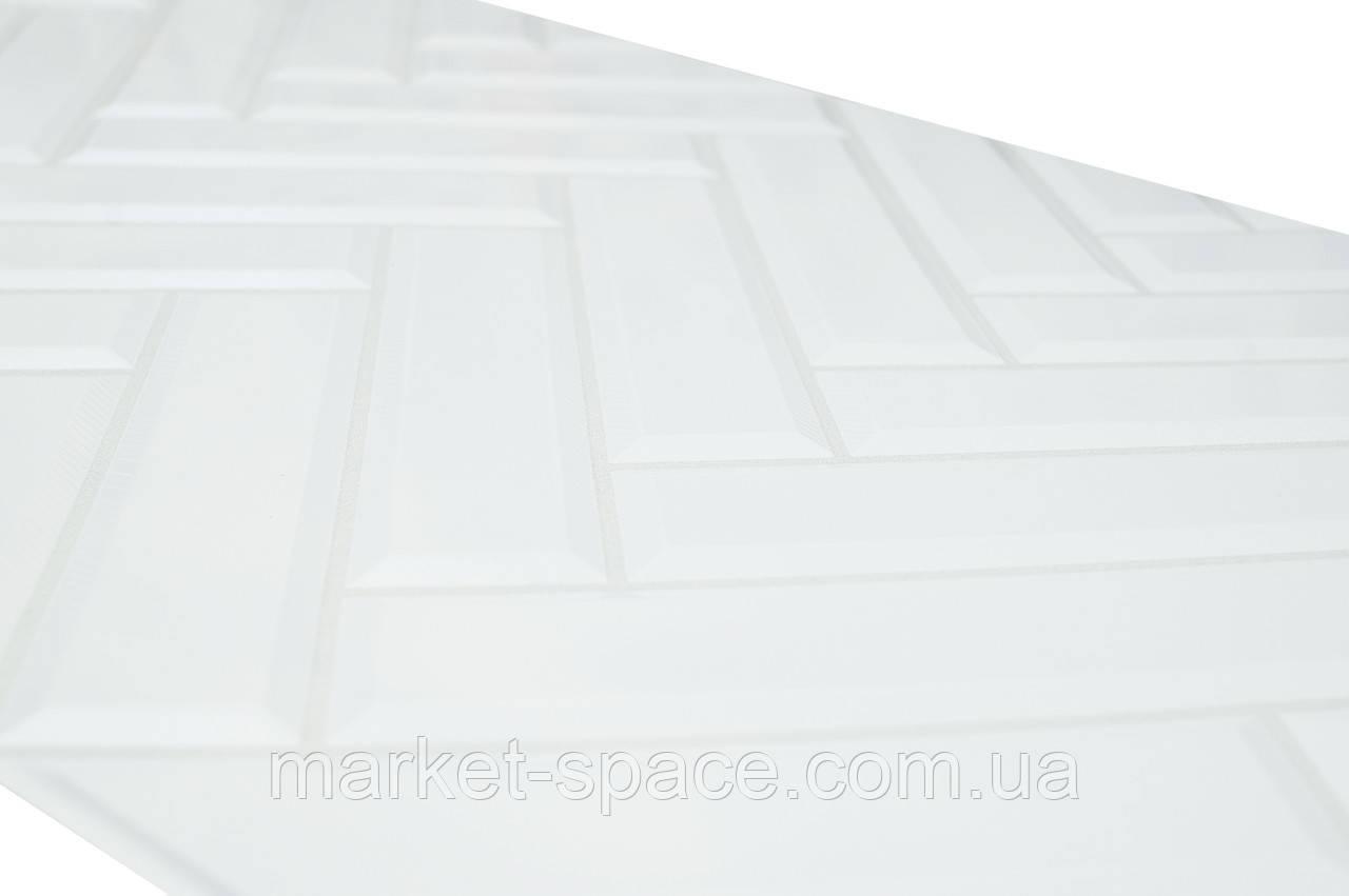 Листовые декоративные панели ПВХ для облицовки «Сноу»