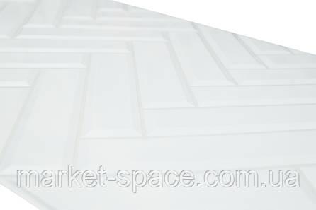 Листовые декоративные панели ПВХ для облицовки «Сноу», фото 2
