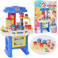 Детская кухня игровая 08912 со световыми и звуковыми эффектами