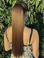 Шиньйон № 2-27 коричнево-золотистий світлий, фото 1