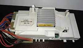 Б/У Плата управления Jabil 215007827.05 от стиральной машины Ariston AVSL 109 с кабелями