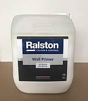 Грунтовка под окраску для внешних и внутренних работ Ralston Wall Primer 5 л, в Днепре