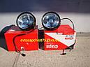 Фары ваз 2121, 21213, 21214, Москвич 412 (левая + правая) комплект 2 штуки (ОАТ Освар, Россия), фото 5