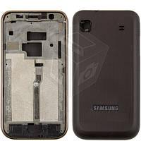 Корпус для Samsung Galaxy SL i9003 - оригинальный (бронзовый)