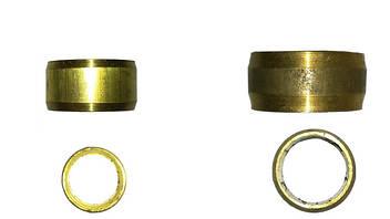 Конуса (бонки) трубок медных, металлических
