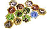 Настільна гра Hobby World Колонізатори купці і варвари розширення для 5-6 гравців (1100), фото 4