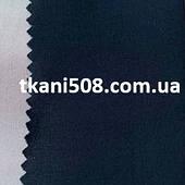 Штапель однотонный( Т.синий) (03)