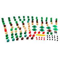 Детский Конструктор Gigo Динопарк для детей от 3 лет