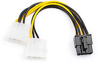 Кабель Atcom 8pin to 2molex