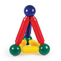 Детский Конструктор Guidecraft Better Builders, 30 деталей для детей от 2 лет