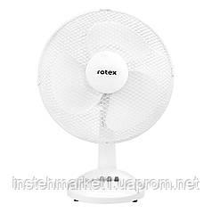 Вентилятор настольный Rotex RAT02-E (45 Вт, 3 скорости)